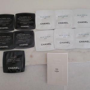 New CHANEL beauty bundle: Blue serum eye, Le LIFT